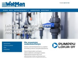 Watman Engineering Ltd Oy