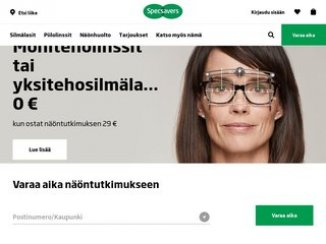 SS Optical Oy / Specsavers Länsikeskus