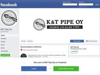 K&T Pipe Oy