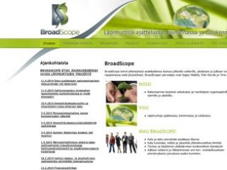 Broad scope managment consulting Oy
