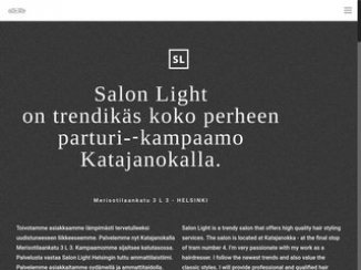 Cammie Le / Salon Light