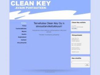 Clean Key Oy
