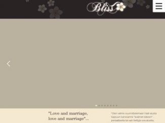 Bliss Wedding & Partyplanning
