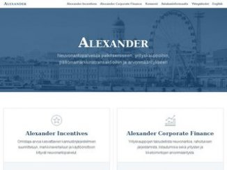 Alexander Corporate Finance Oy