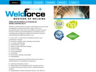 Oy Weldforce Ltd