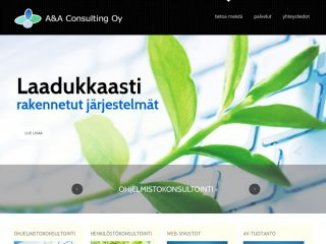 A & A Consulting Oy
