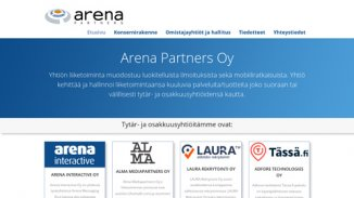Arena Partners Oy
