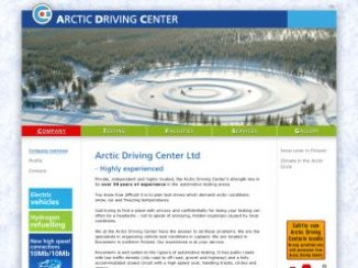 Arctic Driving Center Oy
