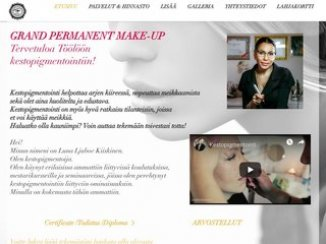 Grand permanent make-up