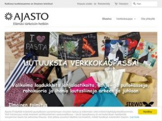 Ajasto Paperproducts Oy