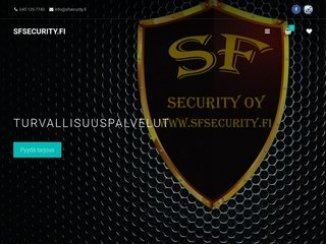 SF-SAFETY LTD OY