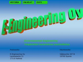 E-Engineering Oy
