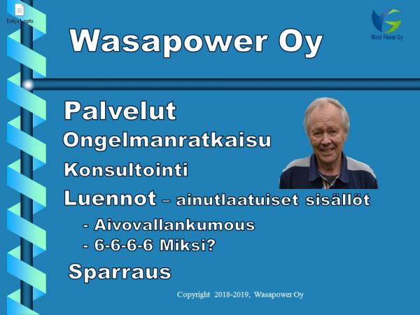 Wasapower Oy